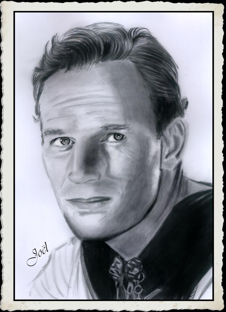 Charlton Heston by klk68